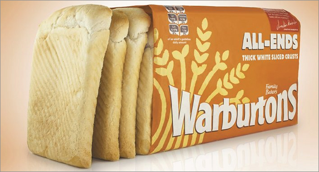 Warburtons - All-Ends