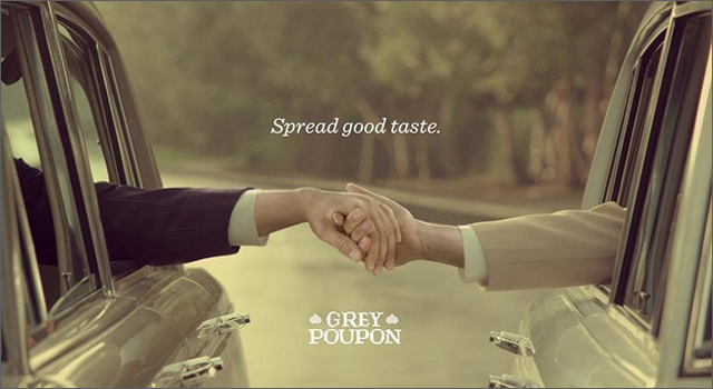 Grey Poupon - Spread Great |Taste