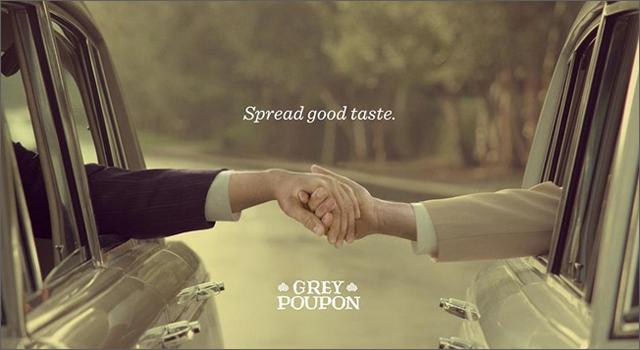 Grey Poupon - Spread Great |Taste