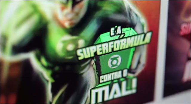 JWT Brazil - Justice League Cancer Treatment for Kids
