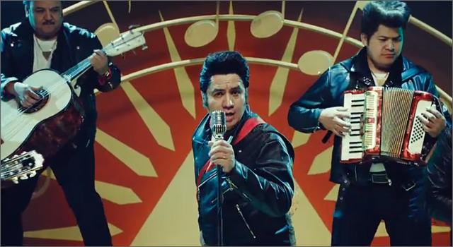 Mariachi Doritos - I Love Rock 'n' Roll