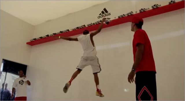 Adidas London - Jump Store