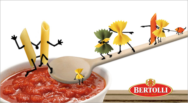 Bertolli - Love and Pasta for All