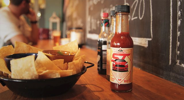 Ford ST Hot Sauce
