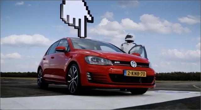 Volkswagen GTi Bannenbahn