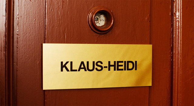 Lufthansa - Start a new life in Berlin as klaus-Heidi