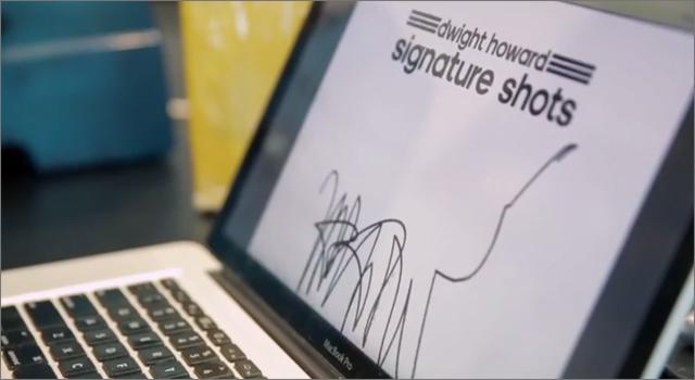 Adidas Dwight Howard 'Signature Shots'