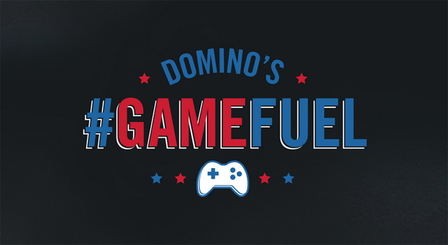 Dominos #gamefuel