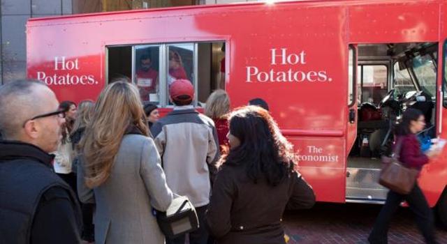 The Economist - Hot Potatoes