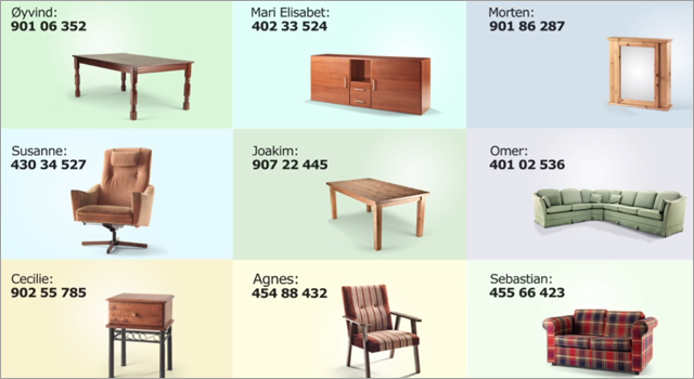 Ikea Norway Creates Campaign To Sell Customers Used Furniture