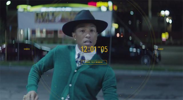 Pharrell - 24 Hours of Happy